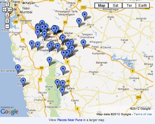 The Maha Map