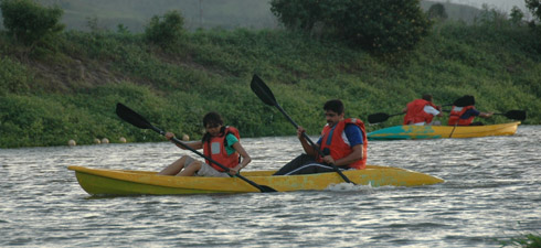 Adventure plus resort pune
