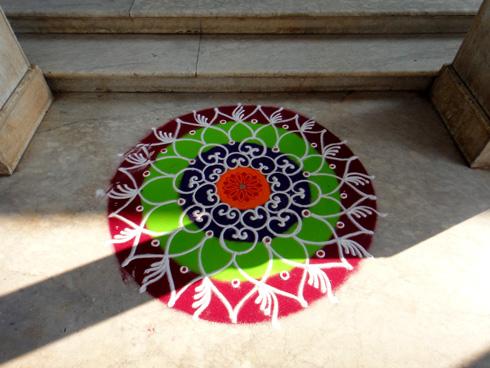 Aga Khan Palace , Kasturba Gandhi Memorial on Nagar Road, Pune