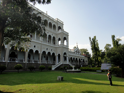 Aga Khan Palace , Kasturba Gandhi Memorial on Nagar Road, Pune