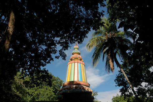 Baneshwar Shiva Temple near Pune