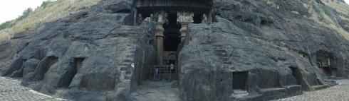 Bedse caves kamshet lonavala