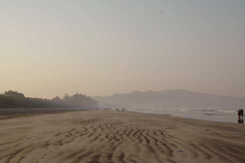 places to see near pune diveagar beach