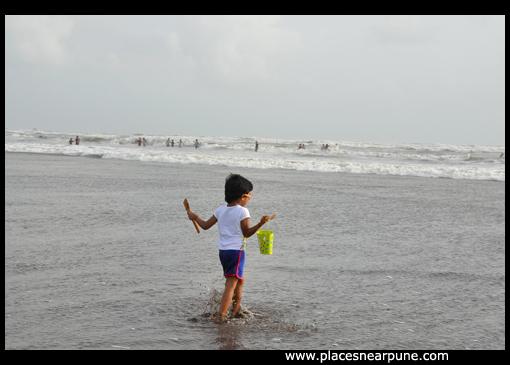 diveagar beach trip