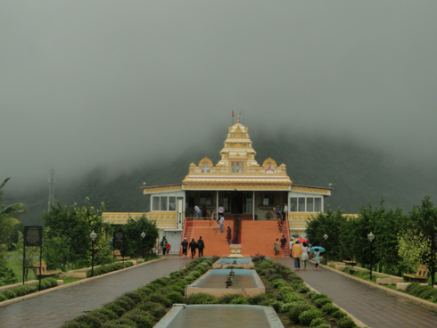 places to see near pune hadshi temple