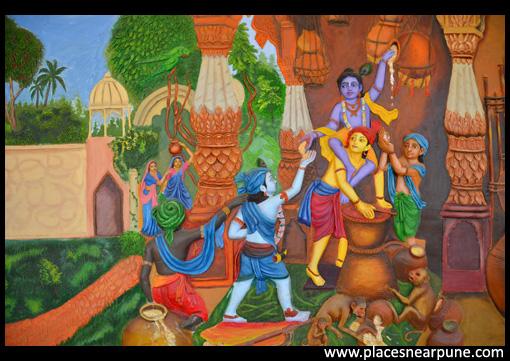 iskcon temple nvcc kothrud pune