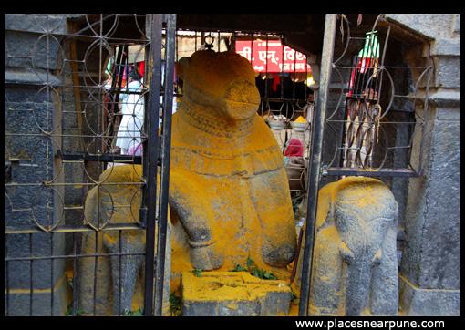 Jejuri Khandoba Templenear Sasvad