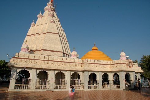Kanifnath Temple near Saswad