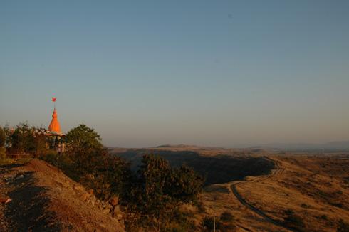 Kanifnath Temple near Saswad