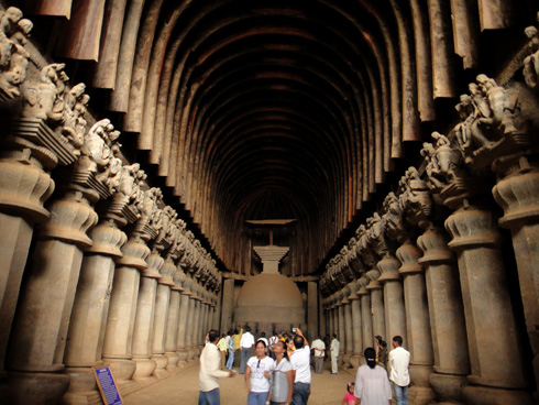 Karla Caves Near Lonavala