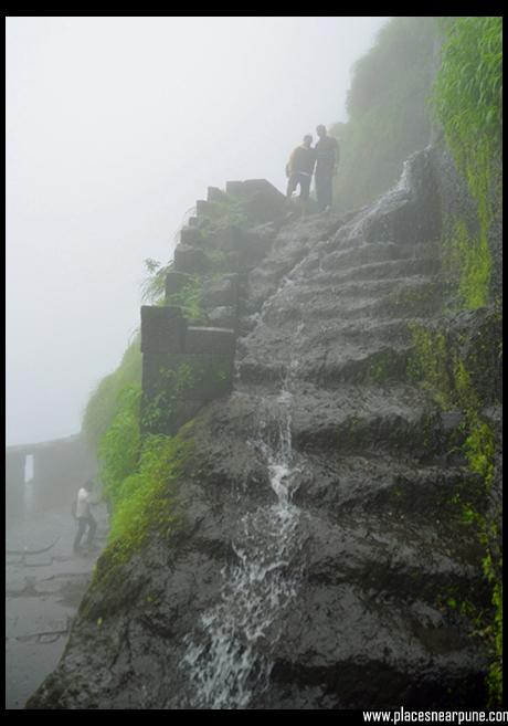 lohagad rain trek lonavala