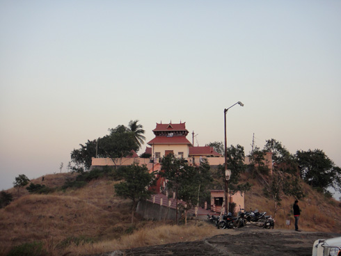 Ayyappan Hill temple Dehu Road pune