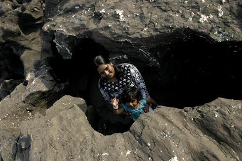 Nighoj Pothole - Kund