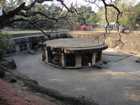 places to see near pune pataleshwar cave temple