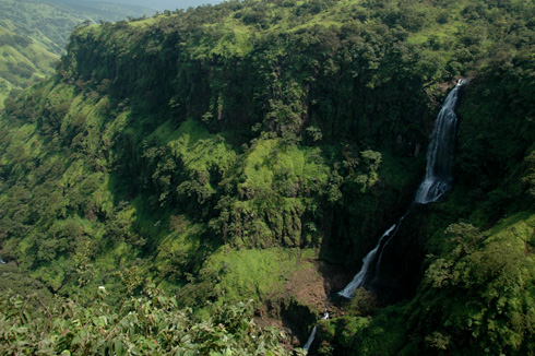 Thoseghar waterfalls Chalkewadi windmill farms satara