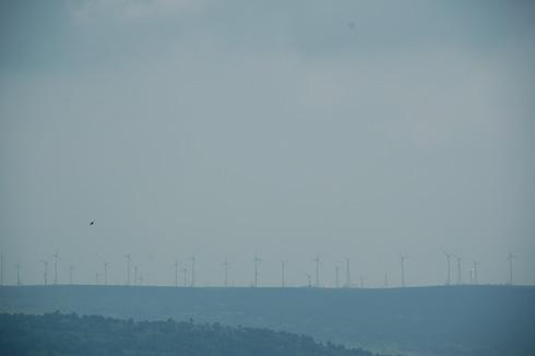Thoseghar waterfalls Chalkewadi windmill farms satara
