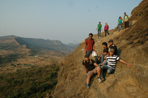 Tikona Fort Trek