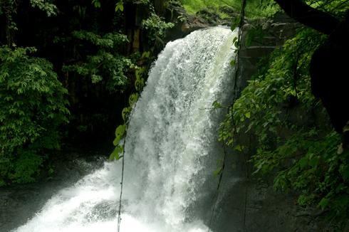 Waterfall tamhini ghat kundalika river hans adventure resort