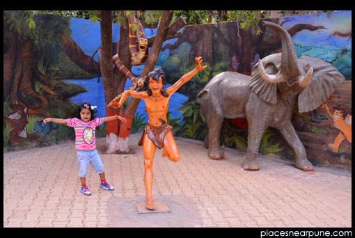 wonder of the world 4d show pune