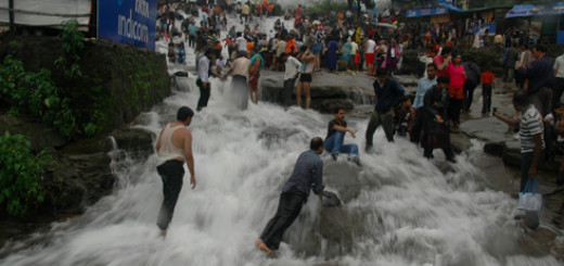 Bushi Dam Lonavala