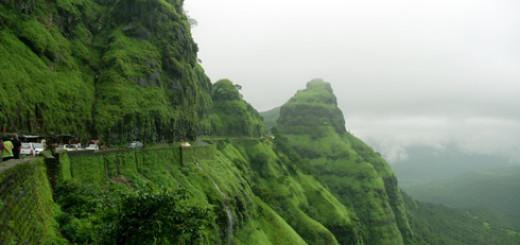 Varandha Ghat waterfalls
