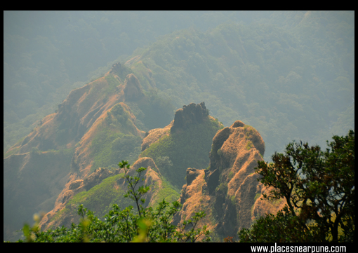 Arthurs Seat View Point Mahabaleshwar
