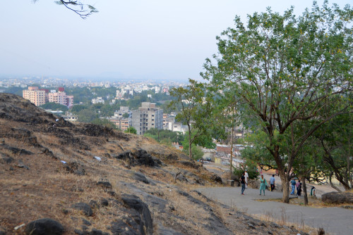 Parvati Hill Temple