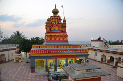 Parvati Temple Pune City