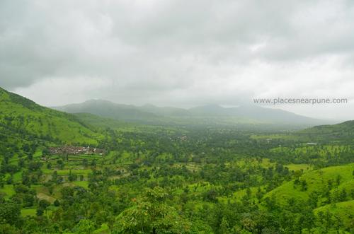 mandardevi temple koteshwar baramotichi vihir