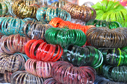 glass bangle market