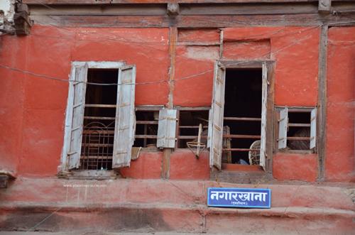 Near the Ram Mandir