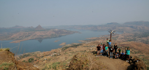 trek_to_tikona_fort