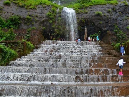 waterfall near pune road trip thokarwadi