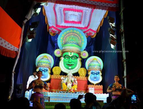 Visit_Famous Ganapati Mandals in Pune Photo Walk