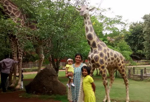 Aba Bagul Garden Swargate Pune