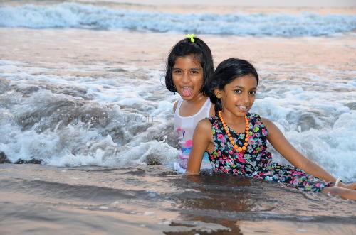 Kelshi village Beach