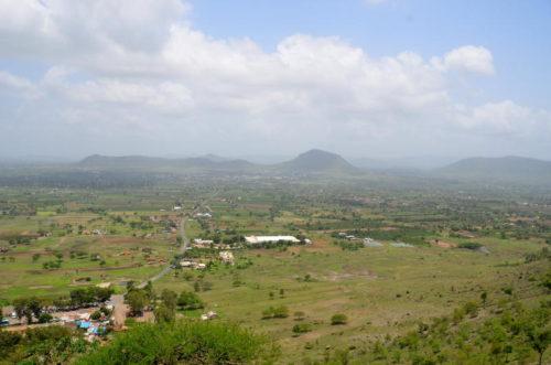 Lenyadri Caves Ashtavinayak Temple