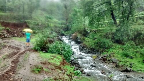 raireshwar fort route
