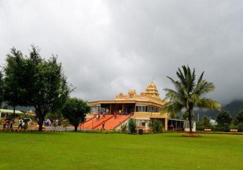 Hadshi temple on the way to pavana dam