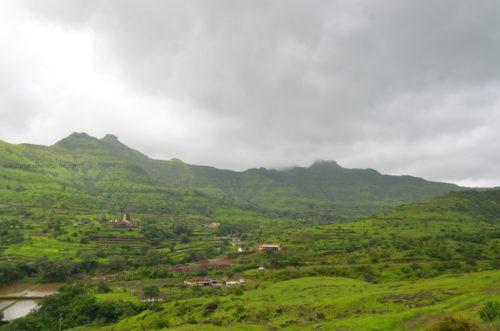 Panwadi Ghat Scenic Route