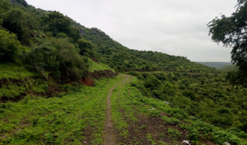 pune offroad route